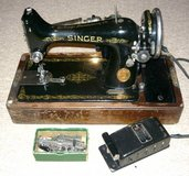 1927 Singer Sewing Machine - Working in Bolingbrook, Illinois