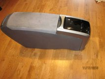 TOYOTA PRIUS 2008 Front Arm Rest Center Console with Cup Holder GREY in Lockport, Illinois