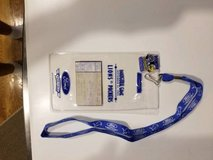 2002 Detroit Lions Green Bay Packers Inaugural Ford Field Pin Lanyard in Brookfield, Wisconsin