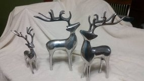 3 pc Reindeer Decorations in Cleveland, Texas