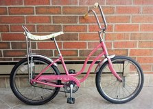 "Vintage 1978 Schwinn Stingray Lil' Chik 20"" Girls Bicycle Bike Chicago in Chicago, Illinois"