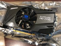 Radeon HD7770 1GB DDR5 GPU in Oceanside, California
