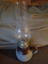 Vintage Pottery oil lamp (never used) in Camp Pendleton, California