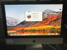iMac 21.5-Inch i3 with Current MacOS in Oswego, Illinois