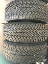 LOT of 2- Brand New Tires 235/60R16 Good Year Ultra Grip in Aurora, Illinois