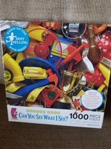 "Educational sealed puzzle ""Can You See What I See"" in Camp Pendleton, California"