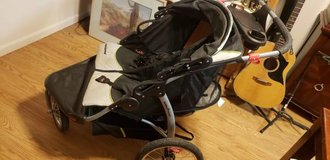 Expedition double Jogging stroller in Colorado Springs, Colorado