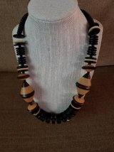 """1970's Wooden 24"""" necklace in Camp Pendleton, California"""