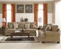 Signature Design  Sofa and Loveseat Set in Schofield Barracks, Hawaii