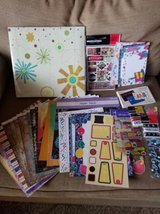 New Scrap book with lots of accessories in Oceanside, California