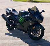 LOW MILES - 2015 Kawasaki ZX-14R ABS in Kingwood, Texas