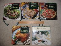 5 Williams-Sonoma CookBooks + Brunches(4 are BRAND NEW) in Fort Carson, Colorado