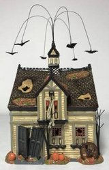 DEPT. 56 HALLOWEEN - NIB 50% OFF PRICES LISTED in Joliet, Illinois