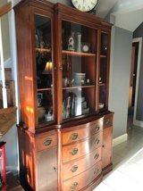** Beautiful Duncan Phyfe China Cabinet in St. Charles, Illinois