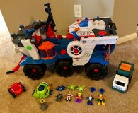 Imaginext Supernova Battle Rover SET, w/ accessories, space vehicle, Fisher-Pric in Houston, Texas