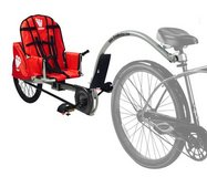 Wee-hoo Turbo Bike Trailer, for kids, let them bike with you! in Kingwood, Texas