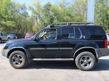 Nissan Xterra V6 Automatic 2WD 5 Passenger SUV w/Cold A/C, Great Tires in Cherry Point, North Carolina