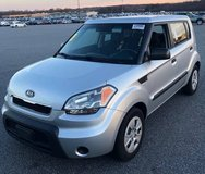 2010 Kia Soul DOHC 4 Cylinder 5-Speed Manual Transmission Ice Cold A/C in Cherry Point, North Carolina