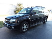 2004 Chevy Trailblazer LT EXT 7Pass 3Row SUV V8 Sunroof Leather Loaded in Cherry Point, North Carolina