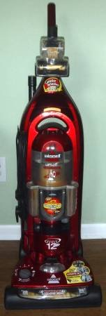 Bissell Upright to Canister 12 amp Vacuum Cleaner in Bolingbrook, Illinois