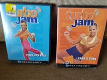 Beachbody Turbojam calorie burning dvd's in Camp Pendleton, California