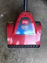 Toro 38361 Power Shovel Electric Snow Blower, 12-In in Bolingbrook, Illinois