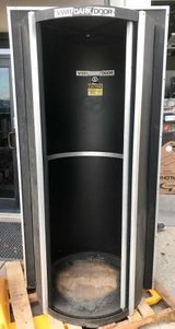 ESECO Speedmatic Revolving Darkroom Door - Used in Bolingbrook, Illinois