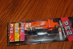 pez nascar tony stewart #20 2008 the home depot new carboard box 2008 in Kingwood, Texas