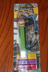 riddler andr two face from batman pez dispenser new and sealed cardboard pack in Kingwood, Texas