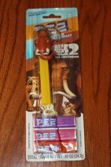 pez: manny the mammoth fom ice age 2, cardboard pack, brand new & sealed in Kingwood, Texas