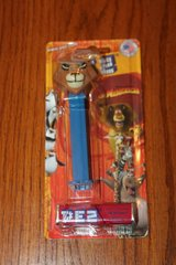 pez: alex the lion from madagascar, cardboard pack, brand new & sealed in Kingwood, Texas