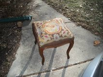 ANTIQUE OTTOMAN VERY OLD in Naperville, Illinois