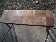 ALL WOOD BENCH OR COFFEE TABLE in Lockport, Illinois