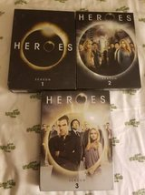 Hero's Seasons 1-3 in Camp Pendleton, California
