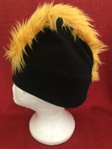 boys hat mohawk  yellow in Aurora, Illinois