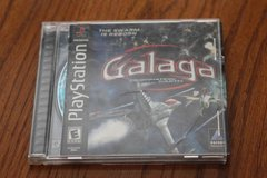 PS1 Galaga Complete in Houston, Texas
