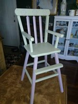Doll's Highchair in Orland Park, Illinois