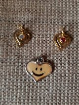 New heart shaped pendants in Camp Pendleton, California