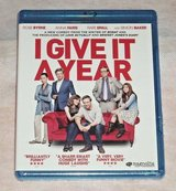 NEW I Give It A Year Blu Ray Disc Hilarious Dating Marriage Comedy SEALED in Morris, Illinois