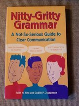 The Nitty-Gritty Grammar book (New!) in Camp Pendleton, California