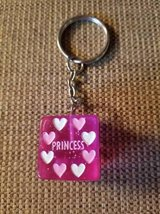 New key chain with hearts in Oceanside, California