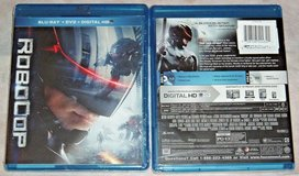 NEW Robocop Blu Ray DVD Combo Digital Copy HD UltraViole 2 Disc Set SEALED in Chicago, Illinois