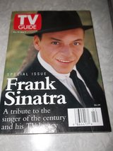 Vintage 1998 Frank Sinatra TV Guide Special Tribute Issue May 30 - June 5 1998 in Joliet, Illinois