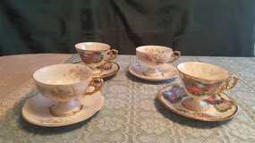 Tea Cups - Vintage (never used) in Bolingbrook, Illinois