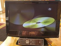 Sylvania TV with built in DVD player in Naperville, Illinois