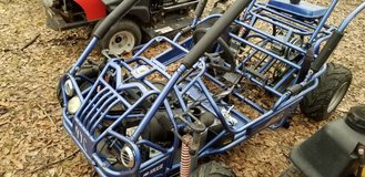 go-cart / buggy trailmaster mid xrx, xrx-r go-cart tires frame for custom build in The Woodlands, Texas