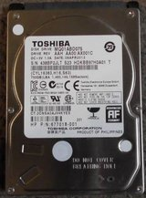 "Toshiba 750GB 2.5"" Internal Hard Drive in Fort Campbell, Kentucky"