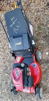 toro 22 in. personal pace recycler lawn mower walk behind self propelled in The Woodlands, Texas