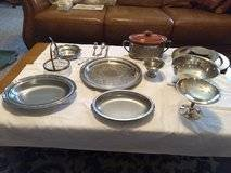 Silver Platters, Bowls and China in Warner Robins, Georgia
