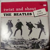beatles twist and shout  [vinyl] record in Palatine, Illinois